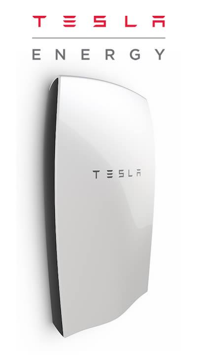Batteria Tesla per impianti fotovoltaici