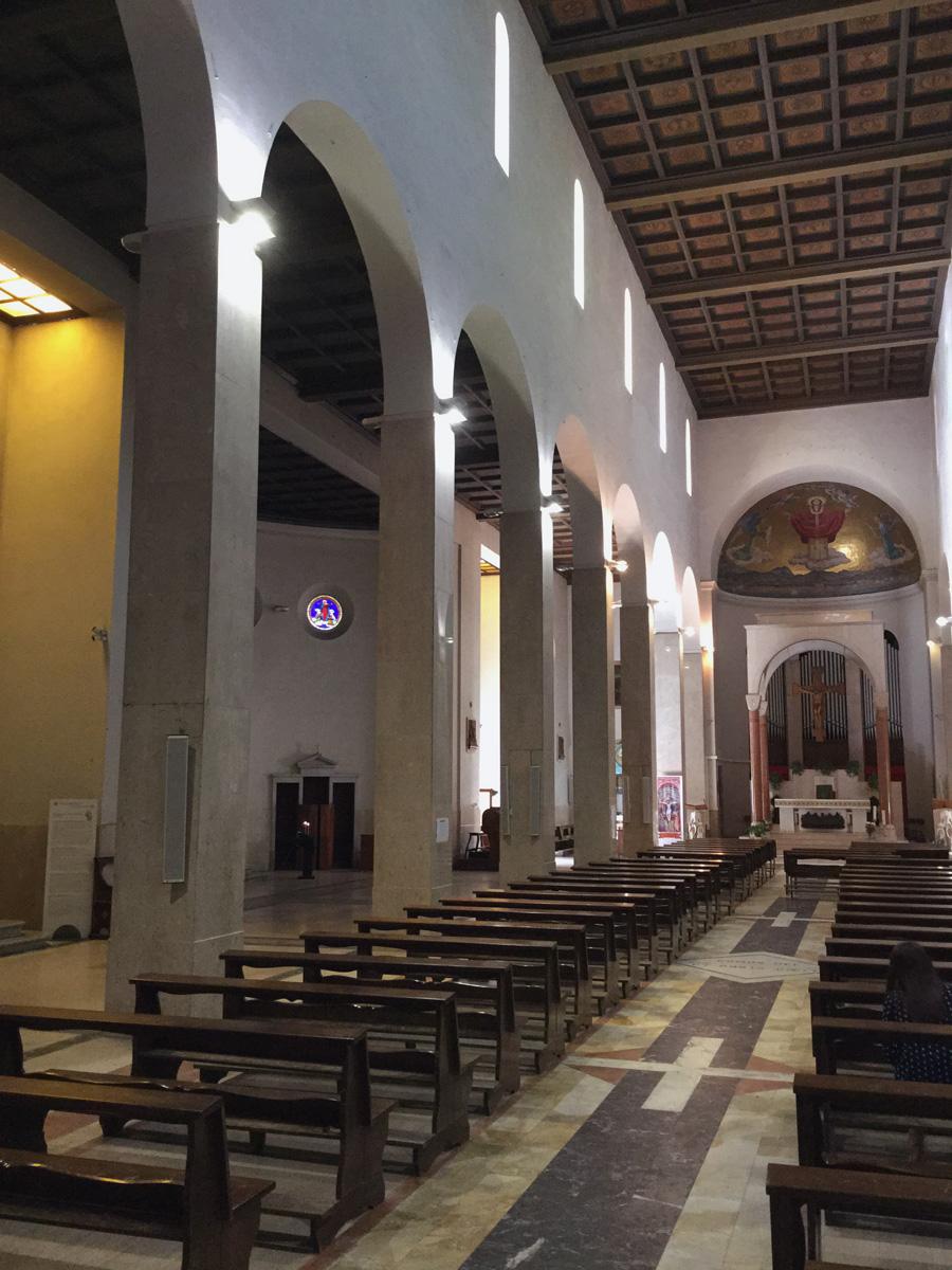 Chiesa S. Paolino di Viareggio